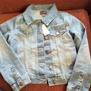 Girls bluejean jacket